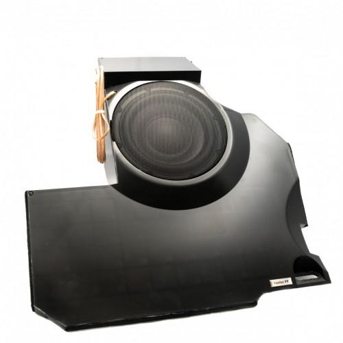 i sotec smart 451 sub leergeh use f r beifahrerfu raum ebay. Black Bedroom Furniture Sets. Home Design Ideas